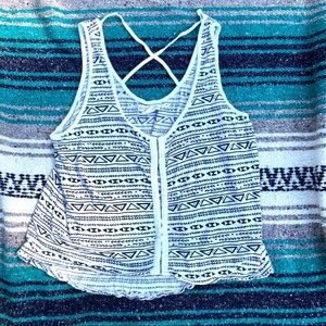 Billabong > Tribal BW Crop Tank > L